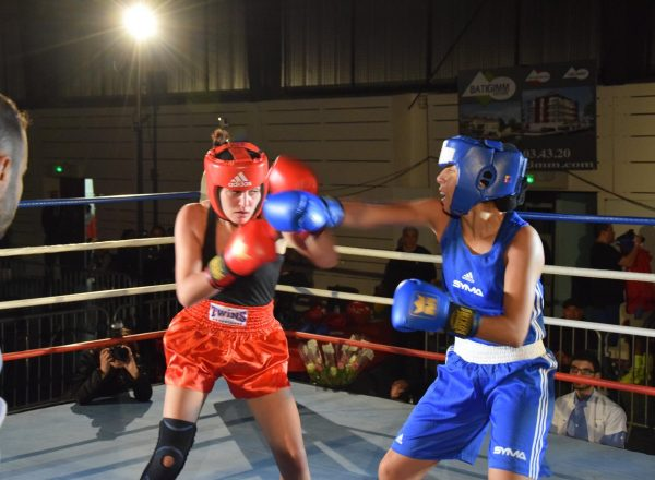 Ladies Boxing Tour – 02