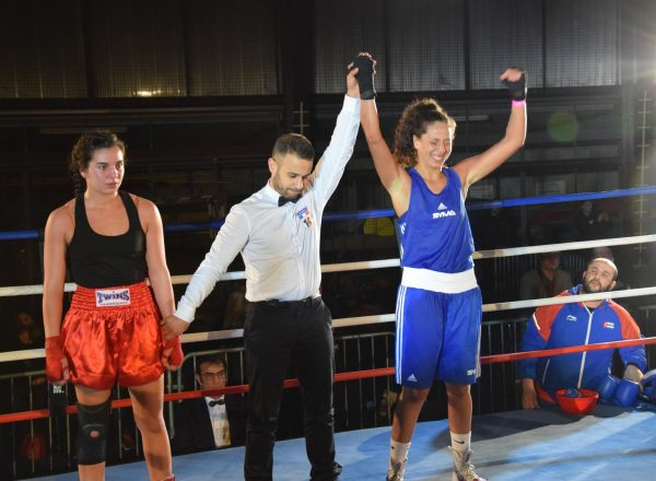 Ladies Boxing Tour – 03