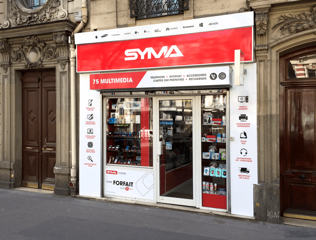 Syma Mobile Magenta