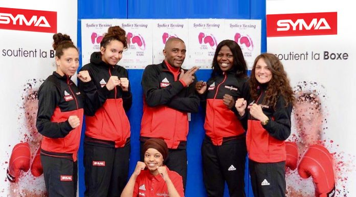 Ladies Boxing Tour