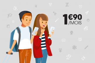 Forfait Syma mobile 1,90€