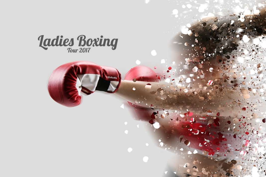 Ladies Boxing 2017 Paris