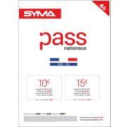 Affiche Pass illimité Syma Mobile – Décembre 2017
