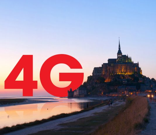 4G d'Orange en Normandie