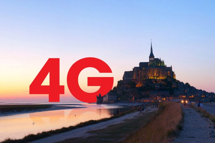 4G d'Orange en Normandie