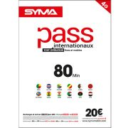Affiche Pass international Syma Mobile – Mars 2018