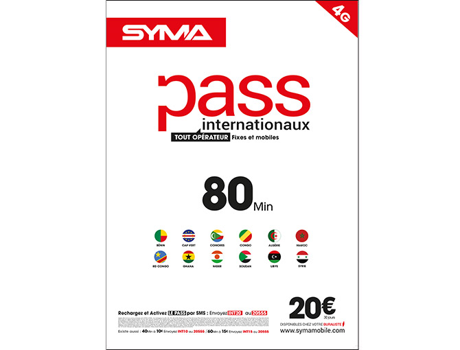 Pass International - Mars 2018