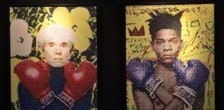 ART 13 - Basquiat - warhol - florence yeremian - syma news