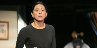 theatre - grec - putain du dessus - syma news - florence yeremian