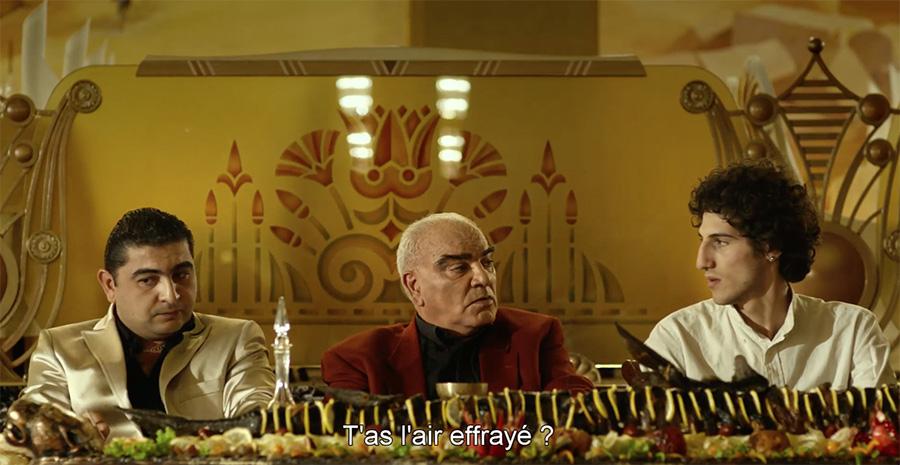 Robert Guediguian - Levon Minasian - Bravo Virtuose - Film - Arménie - URSS - CCCR - Union Soviétique - Oligarques - Mafia - Florence Yérémian - Syma Mobile - Syma News