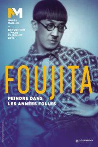 Foujita - Musée Maillol - Exposition - Art - Japon - Paris - Années Folles - Estampe - Montparnasse