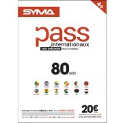 Affiche Pass international Syma Mobile – Avril 2018