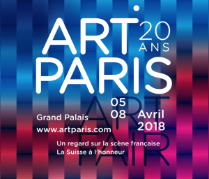 Art Paris - Arts - Culture - Suisse - Peinture - Sculpture - Grand Palais