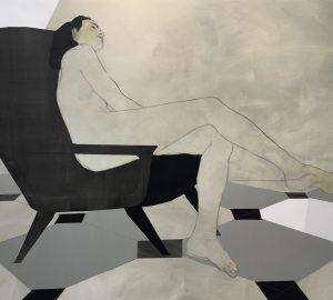 Art Paris - Arts - Grand Palais - Expo- expositions - culture - peinture - Xiao Guo Hui - Syma Mobile - Syma News - Florence Yérémian
