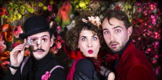 L'affaire Courteline - Vaudeville - Lucernaire - Paris - Feydeau - Labiche - Bertrand Mounier - Isabelle de Botton - Etienne Launay - Philippe Perrussel - Coq Héron - Théâtre - Comédie