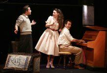 Comédiens ! - Syma Mobile - Yérémian - Théâtre de la Huchette - Samuel Sené - Musicals - Comédie musicale - vaudeville - jazz - Marion Preité - Fabian Richard - Cyril Romoli