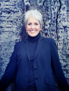 Joan Baez - Seventies - Musique - Concert - Paris - Olympia - Folk - Country - Bob Dylan - Syma News - Syma Mobile - CD - Whistle down the wind - Florence Yérémian