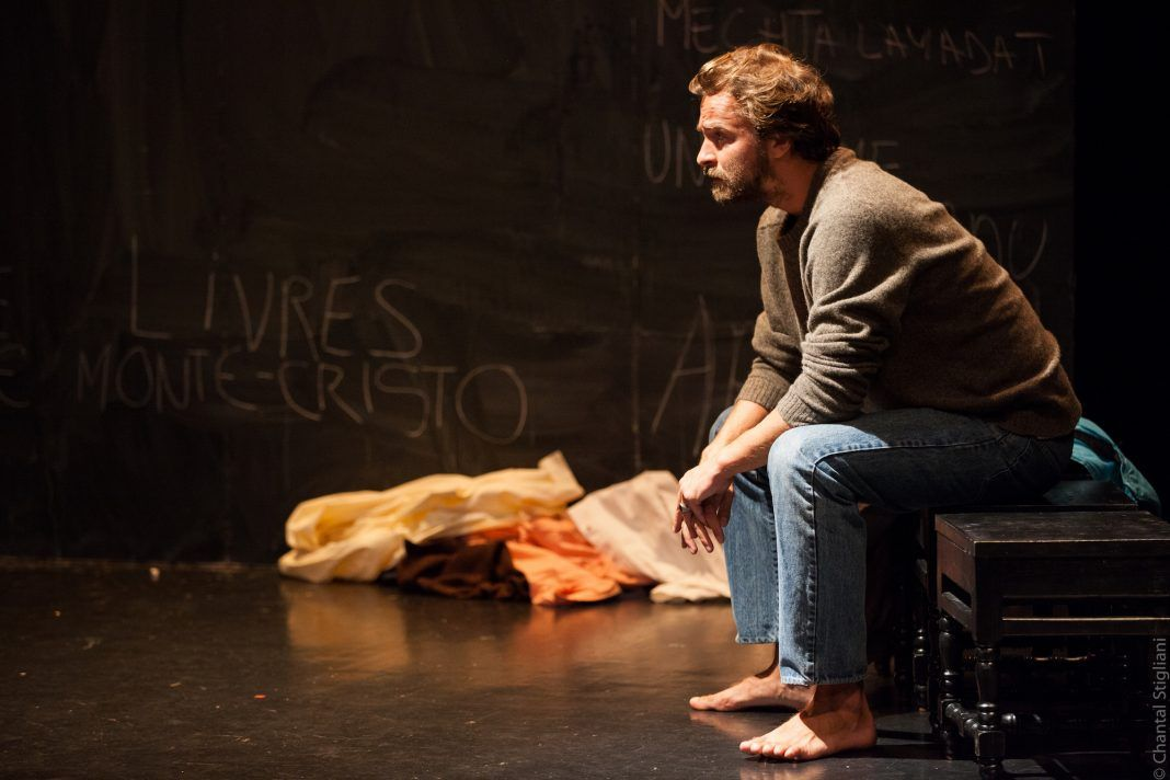 Le Porteur dHistoire - Alexis Michalik - Theatre - Béliers Parisiens - Livre - Dumas - Algérie - Lysistrata - Paris - Syma Mobile - Syma News - Florence Yérémian - Imaginaire - rêve