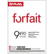 Affiche Forfait 9.90€ Syma Mobile – Septembre 2018
