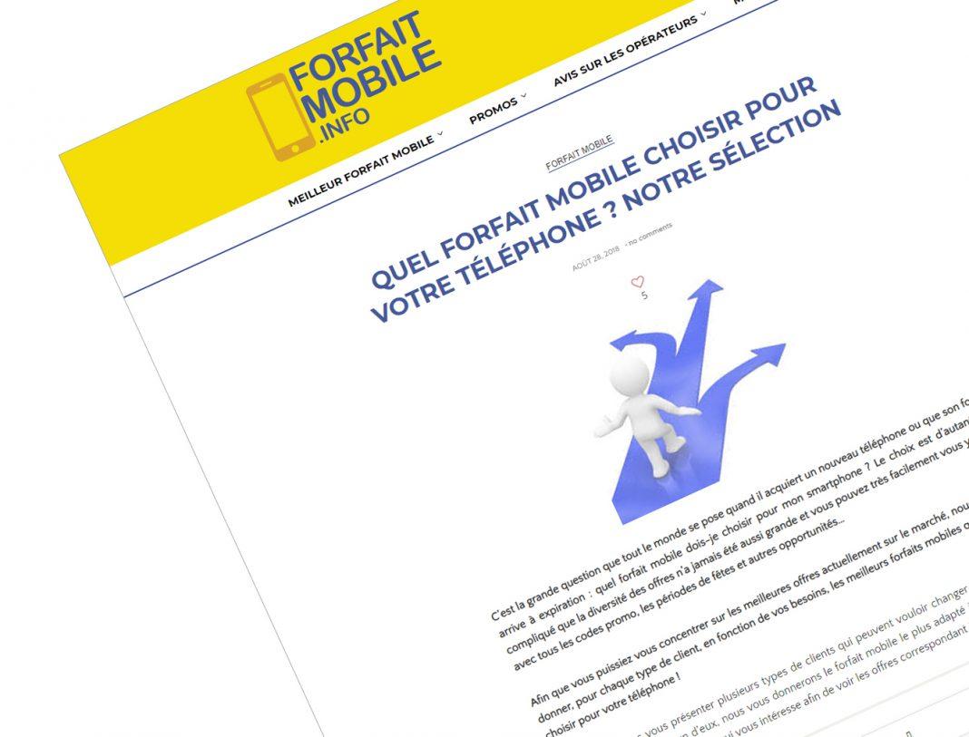 forfaitmobile.com