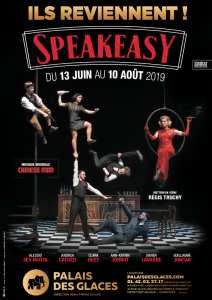 Speak easy - palais des glaces - syma news - cirque - spectacle - theatre - circassien - paris
