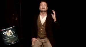 La Huchette - Voyage au bout de la nuit - Franck Desmedt - Théâtre - Paris - Céline - Drame - Sortir - Florence Yérémian - Syma News- Syma Mobile - littérature - Ecrivain - Renaudot