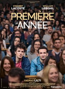 Premiere Annee - Film - Medecine - Etudes - Thomas Lilti - Lacoste - William Lebghil - P1 - PACES - Florence Yeremian - SYMA Mobile - SYMA News - Cinema - Movie