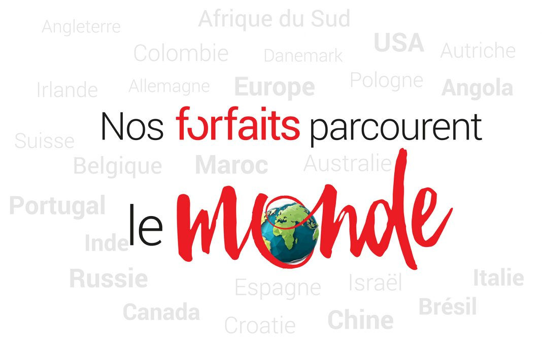 forfait international