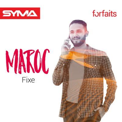 Forfait international - Maroc