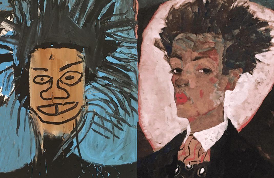 2018 - Egon Schiele - Basquiat - Fondation Louis Vuitton - LVMH - Expo - Art - Kunst - Exhibition - Syma News - Syma Mobile - Florence Yeremian