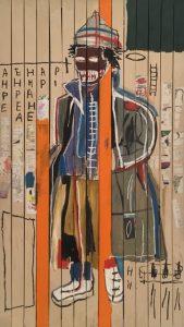 Basquiat - street art - Egon Schiele - LVMH - Fondation Louis Vuitton - Dessin - Expo - Exhibition - dos - Syma News - Syma Mobile - Florence Yérémian
