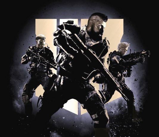 Call of Duty Black Ops 4 PS4 FPS Battle Royale Blackout shooter Specialiste Multijoueur