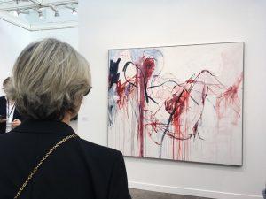 FIAC 2018 - Abstraction - Abstract - Art Abstrait - Art Contemporain - Paris - Artistes - Paintings - Sculpture - Moderne - grand Palais - SYMA News - SYMA Mobile - Florence Yeremian - tube - tuyau - art conceptuel - connerie - imposture