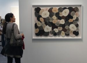 FIAC 2018 - Art Contemporain - Paris - Artistes - Paintings - Sculpture - Moderner - SYMA News - SYMA Mobile - Art Asiatique - Asie - Séoul - Galerie - Gallery Hyundai - Séoul - Asia - Pluie - Florence Yeremian