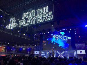 Paris Games Week salon jeu video gamer Sony Playstation
