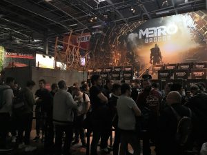 Paris Games Week gamer PS4 Xbox One koch media FPS