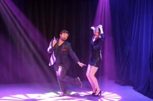 Un truc entre nous - Comédie Bastille - Magie - Magic - Clément Naslin - Sabine Perraud - Syma News - Syma Mobile - Florence Yérémian - Théâtre - Rires - Paris - Sortir