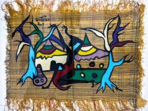 Gotene - Congo Brazzaville - Brazza Art Galerie - Syma News - Florence Yeremian - Syma Mobile