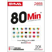 Affiche Pass international Syma Mobile – Décembre 2018