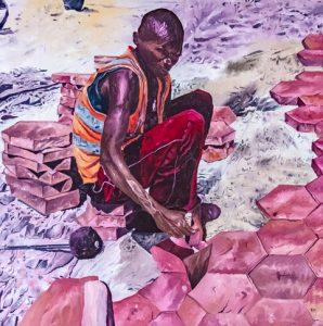 Mondinga- Afrique - Africa - Congo Braza - Masque Kota - Brazza Art Galerie - Syma News - Syma Mobile - Florence Yeremian