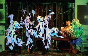 Un chant de Noel - come?die musicale - samuel Sene _ Charles Dickens - Noel - Eric Chanteleuze - Michel Frantz - enfants - musique - danse - Paris - artistic Theatre - Syma News - Syma Mobile - Florence Yeremian