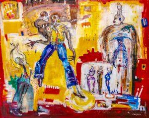 Zingpe - Benin -Afrique - Africa - Syma News - Florence Yeremian - Syma Mobile - Brazza Art Galerie