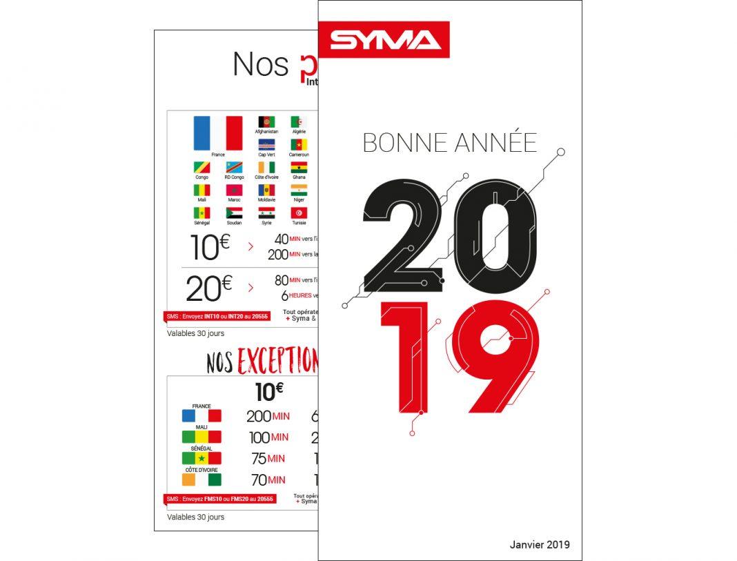 Leaflet - Janvier 2019