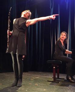 ABC D'Airs - Musique - Lucernaire - Anne Baquet - Claude Collet - Amandine Dehant - Anne Regnier - SYMA - Florence Yeremian.