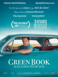 Green Book _ Viggo Mortensen- Mahershala Ali - Golden Globes - Movie - Film - Cinéma - USA - Bronx - Jazz - Shirley - Music _ Racisme - Musique - Se?gre?gation - Florence Yeremian - Syma News - Syma Mobile