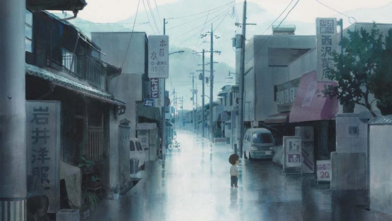 Mirai mamoru hosoda cinema animation japonaise enfance Japon