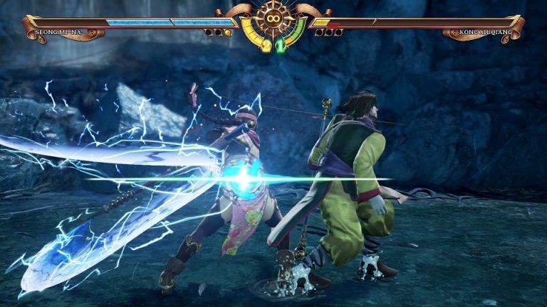 Soulcalibur 6 jeu de combat bandai namco PS4 Xbox One PC Steam online