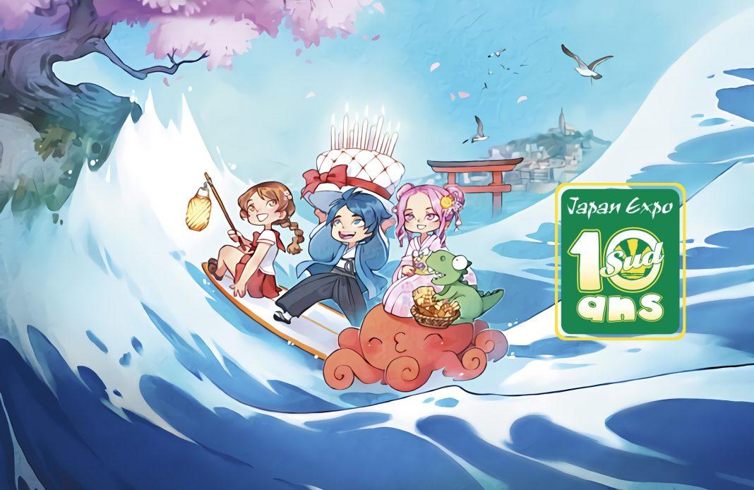 Japan Expo Sud animation japonaise anime manga cinéma Fate festival