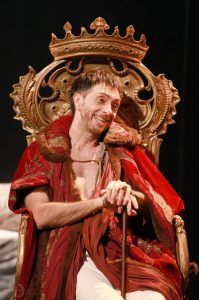 Kean - Dumas - Sartre - Theatre - The?a?tre 14 - Alain Sachs - SYMA News - Florence Yeremian