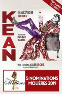 kean - theatre de l'atelier - theatre - syma news - florence yeremian - Alexandre Dumas - comedie - art - piece - paris - spectacle - sortir - out - comedien